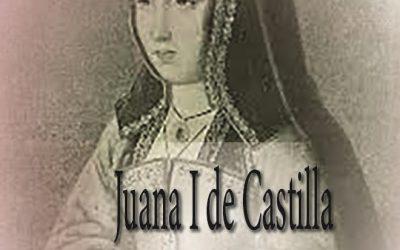 Juana I de Castilla ¿»la loca»?